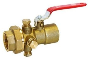 92BPC Ball Valve with Bypass